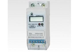 单相导轨表带RS-485通讯接口2Pmodbus-rtu