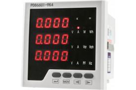 PD668UI-9K4 三相电流电压组合表 多功能数显表