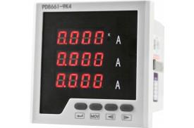 三相智能型电流表  PD668I-9K4